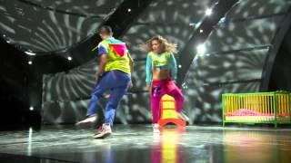 [SYTYCD S09 Top 16] Tiffany George (Hip-hop)