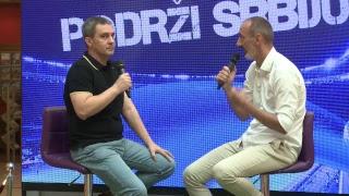 UŽIVO KURIR TV EKSKLUZIVNO IZ UŠĆA: Stručnjaci komentarišu igru naše reprezentacije protiv Kostarike