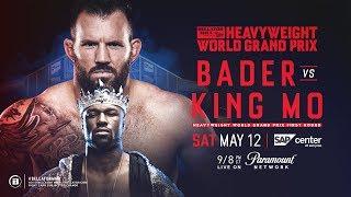 Bellator 199: Ryan Bader vs. King Mo - LIVE Weigh Ins