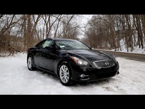 2015 Infiniti Q60 Coupe Review - 330 HP