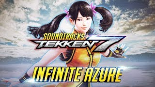 TEKKEN 7 - Infinite Azure [ Moonsiders 1st ] Console Soundtrack Extended『 鉄拳7 철권7』