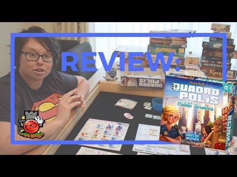 Breacher18 reviews Quadropolis public services