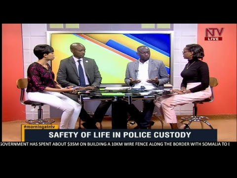 TAKE NOTE: Safety of life in Police  Custody