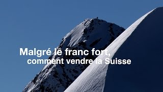 Malgré le franc fort, le tourisme suisse résiste Video Preview Image