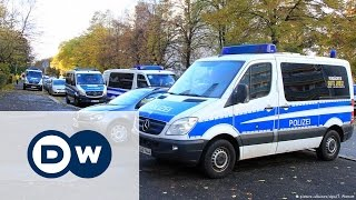 Масштабний рейд проти ісламістів у Німеччині