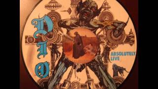 Dio - Drum Solo - Stockholm 1983
