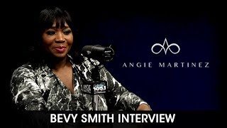 Bevy Smith Talks New TV Show + Being An OG In The Media Game