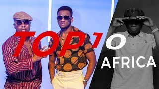 """Award Wining Music Group Toofan Tops """"Top 10 Africa"""" Chart With Affairage."""