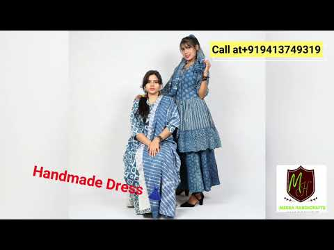 Handmade Cotton Dress