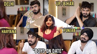 BOYS ON DATE | PUNJAB | UP | BIHAR | HARYANA | DELHI || HALF ENGINEER
