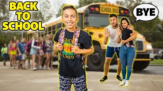 FERRAN'S OFFICIAL First Day BACK TO SCHOOL! **GOODBYE** | The Royalty Family