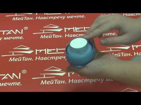 Антистресcовый аква-крем для лица 24-часового действия Ke Ai De Aqua MeiTan
