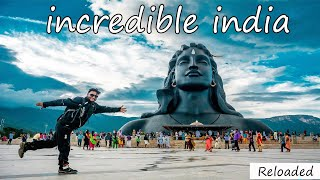 INDIA IN 11 MINUTES 🔥 Best Video On Internet | Drone Views |
