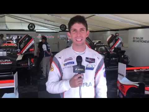Ricky Taylor Chasing LMP2 Win at 24 Hours at Le Mans