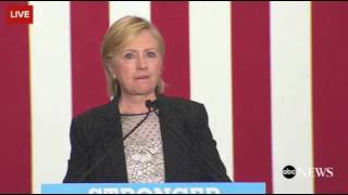 Clinton Repudiates Obama: I Oppose TPP Now and Will Oppose It as President