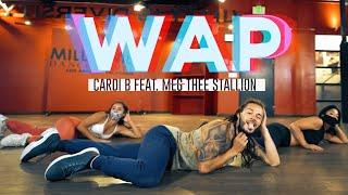 Cardi B - WAP feat. Megan Thee Stallion   Hamilton Evans Choreography