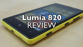 Review: Nokia Lumia 820   SwagTab