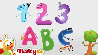 ABC and Numbers Song Collection for kids   BabyTV