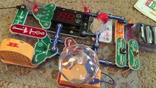 Snap Circuits Arcade: Projects 1-10