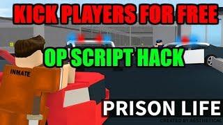 roblox prison life hack script - TH-Clip