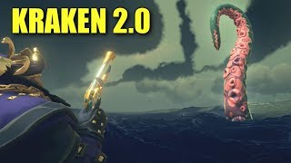 Sea of Thieves - The New Kraken 2.0!