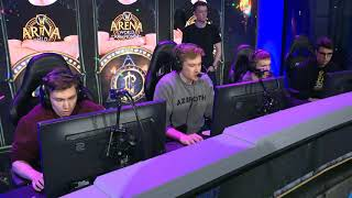 WoW Arena Spring Cup Finals Part 4 And Finals