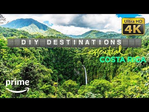 DIY Destinations (4K) - Costa Rica Budget Travel Show