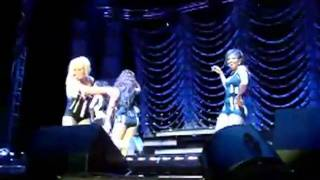 Danity Kane - Lights Out (Live Making The Band Tour)