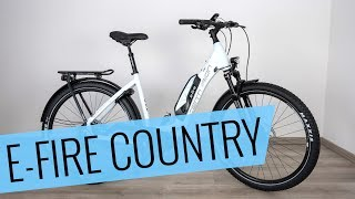 Das SUV E-Bike - Centurion E-Fire Country F750 Review - Fahrrad.org