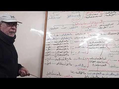 talb online طالب اون لاين نحو (دروس مكملة للمنهج) أسلوب التعجب للصف الثانى والثالث الثانوى عبد الناصر السيد