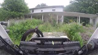 "72"" Bobcat Brushcat Mowing Tall Grass"