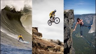 Top Ten Most Extreme & Dangerous Sports in the World