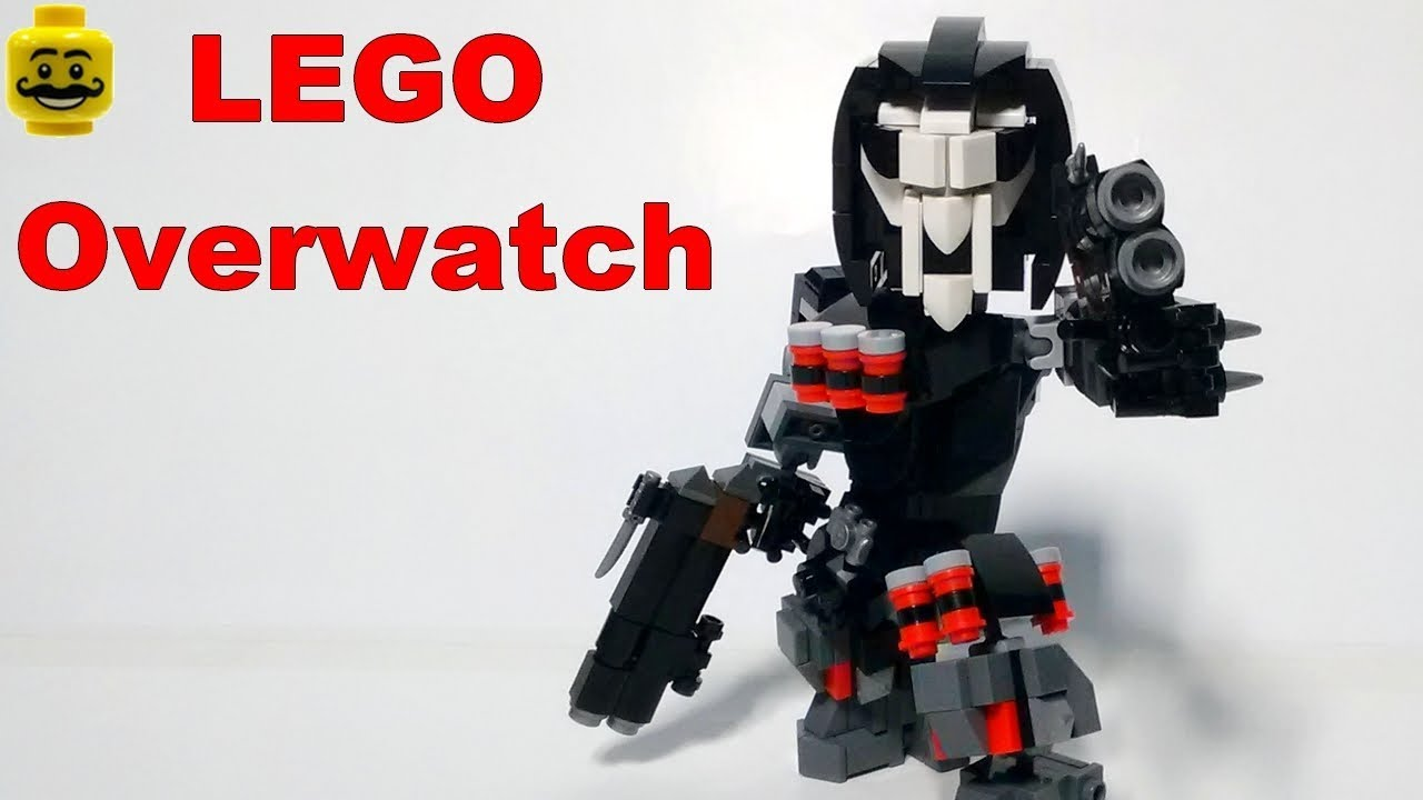 LEGO Overwatch The Reaper