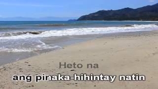Yakap Sa Dilim - Orange And Lemons (KARAOKE) HD