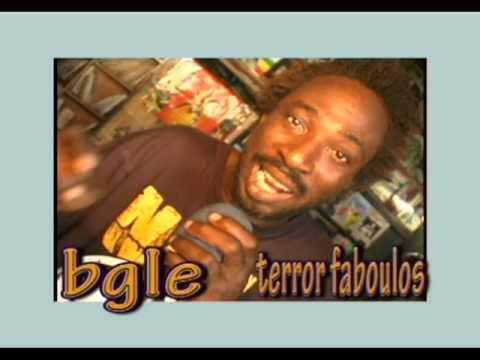bigga taff in studio with terror fabolous & bgle and tg one