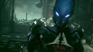 Batman: Arkham Knight - Meeting The Arkham Knight