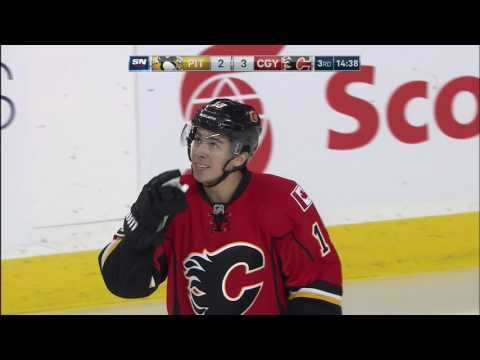 Gotta See It: Gaudreau does it all himself, weaves through traffic to score sensational goal