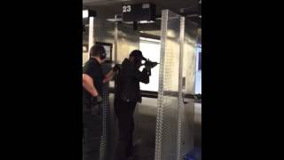 Michael Rooker visits The Range 702