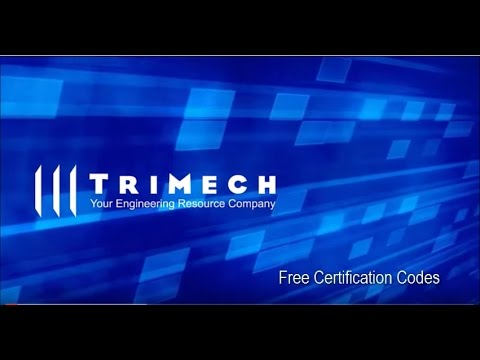 Video Tech Tip: FREE! SOLIDWORKS Certification Codes with a ...