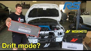 Samcrac's EPIC FAIL focus RS Gets Fresh Mods and MAJOR ASSEMBLY!