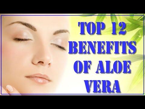 Video Top 12 Benefits of Aloe Vera