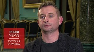 Украинский писатель Жадан - о запрете русского языка и связях с Россией