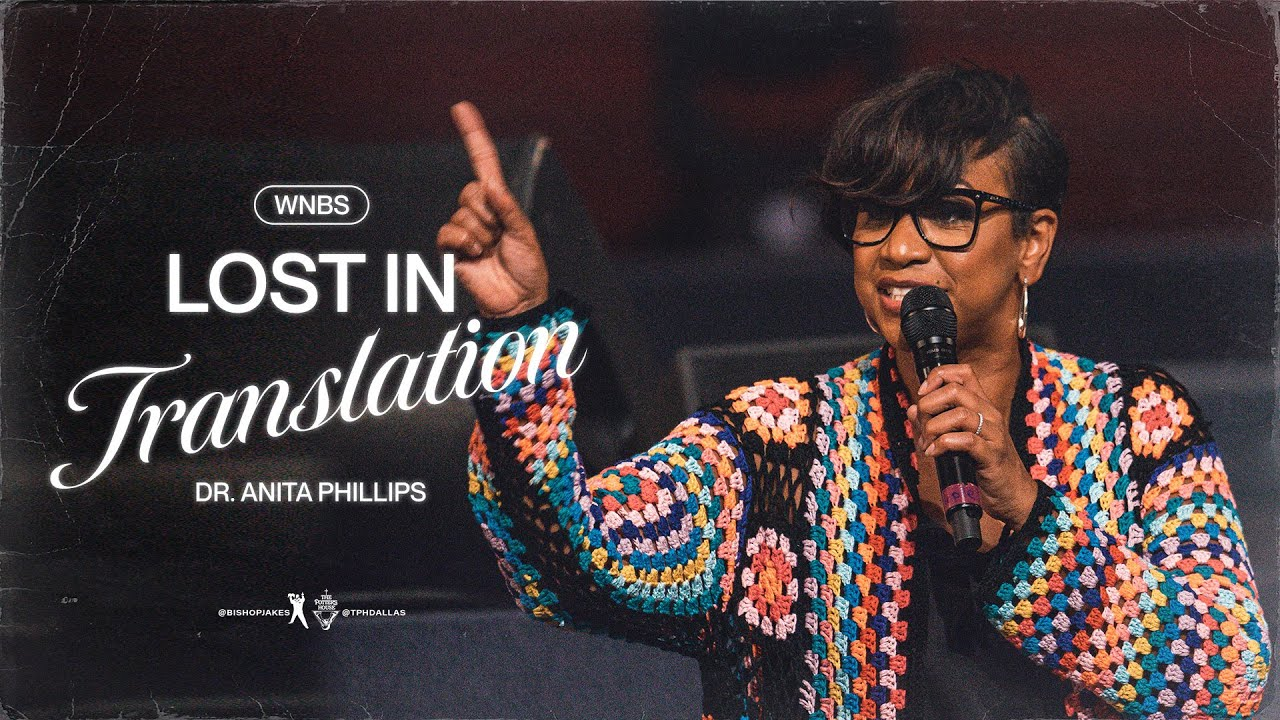 T.D Jakes Live Wednesday Bible Study 6 October 2021 The Potter's House