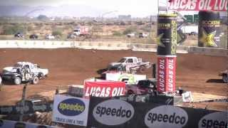 Discount Tire ProLite Driver Chad George Fights For The LOORRS Challenge Cup