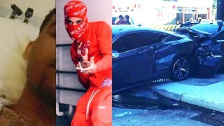 Nba 3Three Gets in Car Accident & Hospitalize