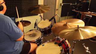 Measure of a Man (4Him) Drum Cover