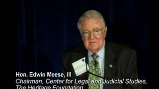 Click to play: Expansion of Federal Criminal Power: Too Much or Too Little? - Event Audio/Video