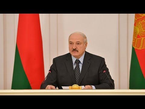 Александр Лукашенко провёл большое совещание по вопросам энергетики