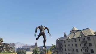 GTA 5 Wolverine