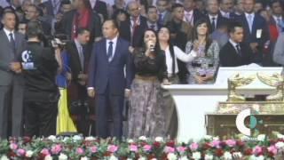 VC PRECISA VER ESTE VIDEO!!!Gideões Missionários 2014 Marilza Oliveira